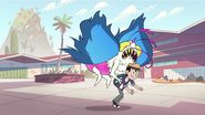 S1e1 Butterfly monster grabs student