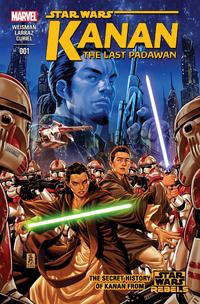 Kanan - The Last Padawan 1