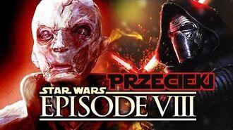 Przecieki z 8 epizodu gwiezdnych wojen