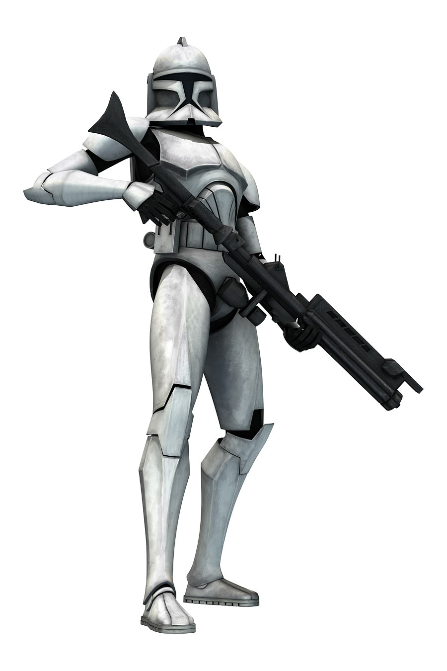 Awesome Clone Trooper