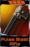 Pulse Blast Rifle