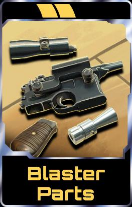 Blaster Parts