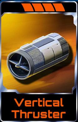 Vertical Thruster