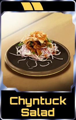 Chyntuck Salad