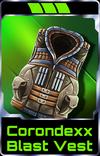 Corondexx Blast Vest
