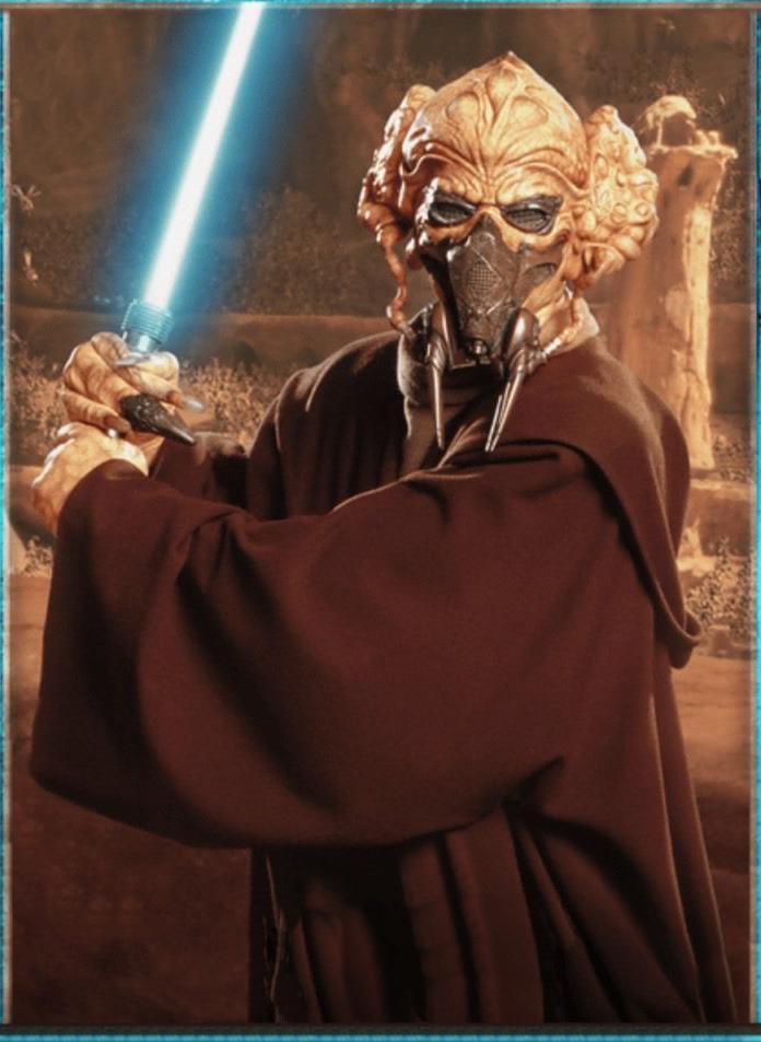 Star Wars Power of the Jedi plo koon