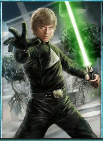 Luke Skywalker Star Wars Canon Extended Wikia Fandom