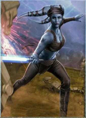 Aayla Secura   Star Wars Canon Extended Wikia   Fandom