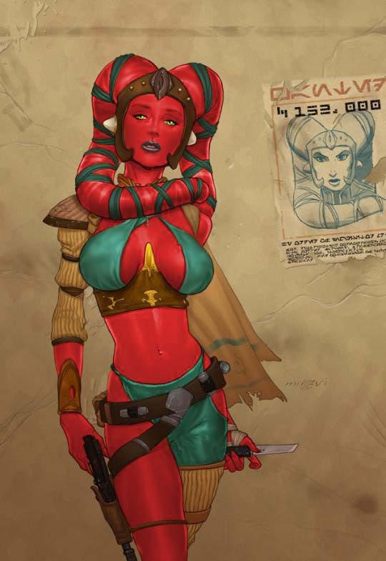 anime star wars twilek porno bilder