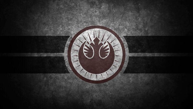 New Jedi symbol