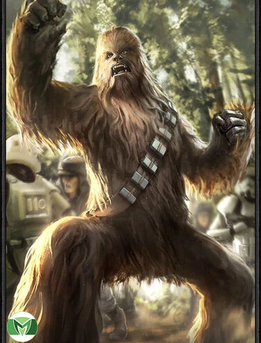 Chewbacca Max