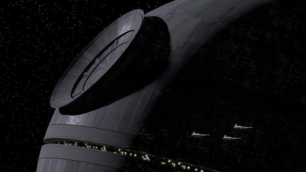 Death Star Star Wars Canon Extended Wikia Fandom