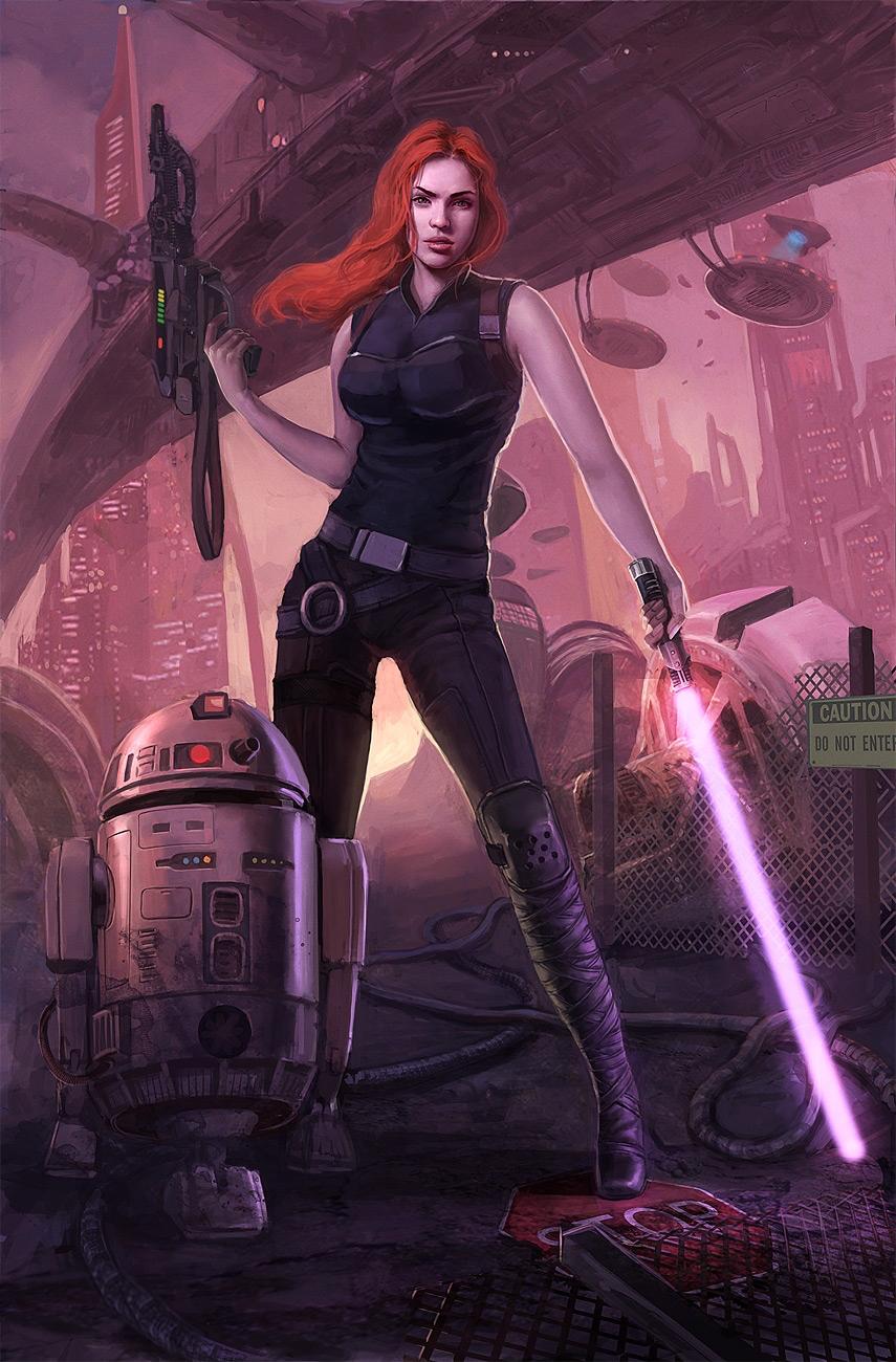 Mara Jade | Star Wars Canon Extended Wikia | FANDOM