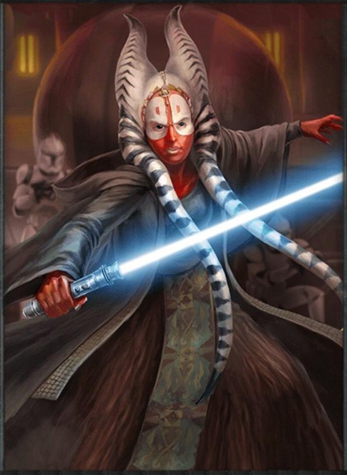 Shaak Ti | Star Wars Canon Extended Wikia | Fandom