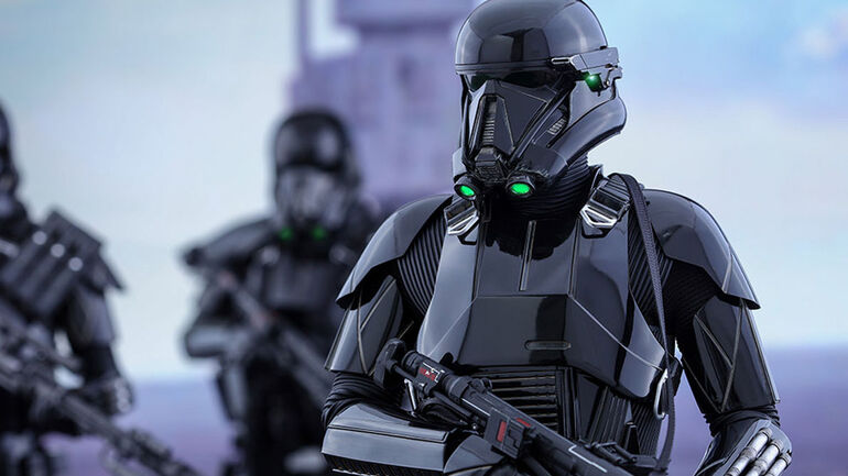 Death Troopers Vs. Stormtroopers: Meet The Special Forces Of The ...