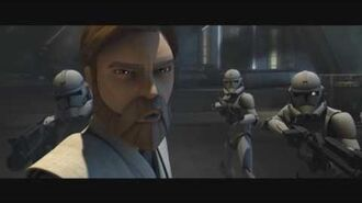 Attack on Obi-Wan Kenobi's fleet