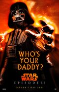 ROTS Vader Poster