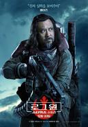 Korean Baze Rogue One Poster