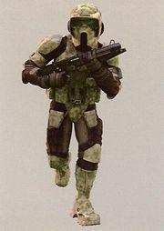 Clone Scout Trooper 01
