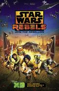 Star Wars Rebela Spark of Rebellion Poster