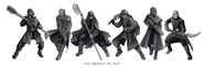 The Knights of Ren TROS