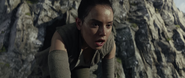 Exhausted Rey TLJ