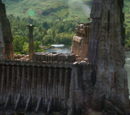 Maz Kanata's castle