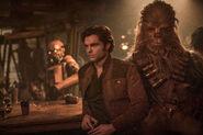 Han & Chewie Solo