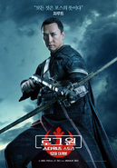 Korean Chirrup Rogue One Poster