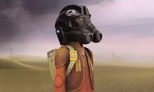 Ezra tie pilot