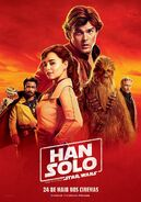 Solo Brazillian Poster