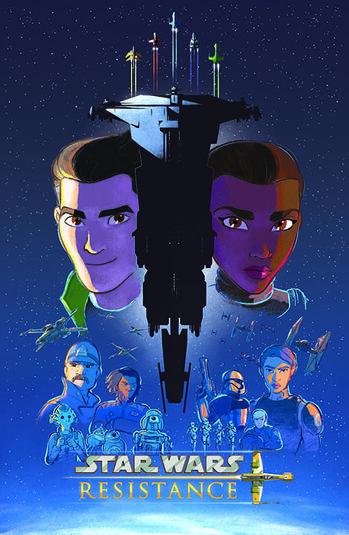Star Wars Resistance Season Two