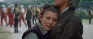 Han & Leia The Force Awakens
