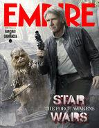 TFA Han & Chewie Empire Cover