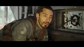 Rogue One-Bodhi Rook death