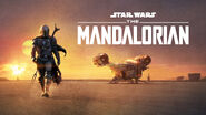 The Mandalorian Banner