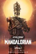The Mandalorian Character Posters 04