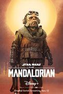 The Mandalorian Character Posters 05