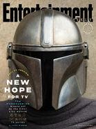 The Mandalorian EW Cover