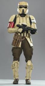 Standard shoretrooper - Hasbro-0
