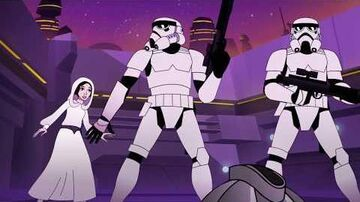 """Bounty of Trouble"" (Star Wars Forces of Destiny)"