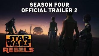 Star Wars Rebels Season Four (Official Trailer 2)