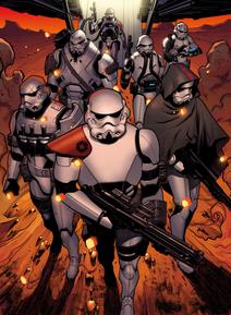 Kreel stormtrooper squad