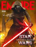 TFA Kylo Ren Empire Cover