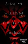 TPM Maul Re-release Poster