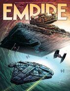 Kessel Run Solo Empire Cover