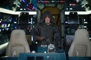 Luke Falcon TLJ EW