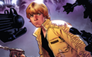 Luke from the cover of ''Star Wars Showdown on the Smuggler's room'