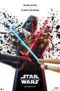 TROS Vader Mask Poster