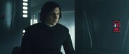Kylo Ren in his room